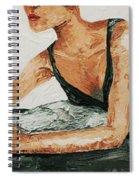 Spacatto Spiral Notebook