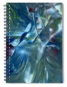 Space Is The Place Spiral Notebook