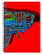 Spacegun 20130115v1 Spiral Notebook
