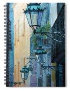 Spain Series 07 Barcelona  Spiral Notebook