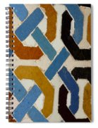 Spain Wall Spiral Notebook