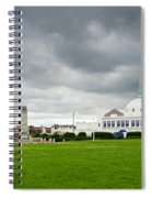 Spanish City At Whitley Bay Spiral Notebook