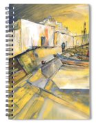 Spanish Harbour 05 Spiral Notebook