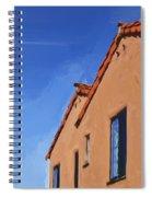 Spanish Style Spiral Notebook