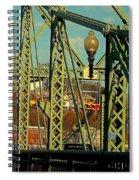 Spanning Spiral Notebook