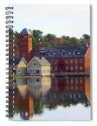Sparhawk Mill Spiral Notebook