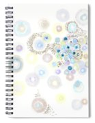 Sparkle Spiral Notebook