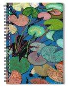 Sparkling Pond Spiral Notebook
