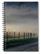 Sparks Lane Sunrise Spiral Notebook