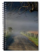 Sparks Lane Sunrise II Spiral Notebook
