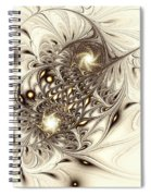 Sparrow Spiral Notebook