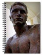 Spartan Youth Spiral Notebook