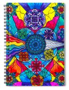 Speak From The Heart Spiral Notebook