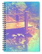 Speak Softly Autumn Reflections Spiral Notebook