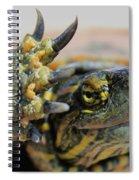 Speak To The Hand Spiral Notebook