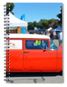 Special Delivery Spiral Notebook