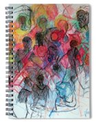 Special Needs Family Spiral Notebook