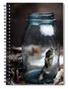Specimens Spiral Notebook