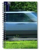 Speeding Gas Prices Spiral Notebook
