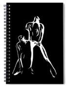 Spezial Gymnastic Spiral Notebook