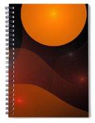 Sphere Spiral Notebook