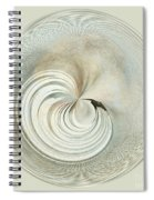 Spherical Delicacy Spiral Notebook