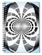 Spheroid Spiral Notebook