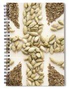 Spice Flag Spiral Notebook