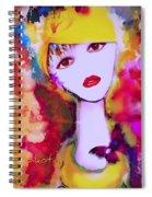 Spice Spiral Notebook