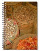 Spices From The East Spiral Notebook