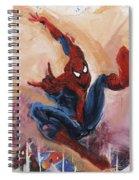 Spider-man Spiral Notebook