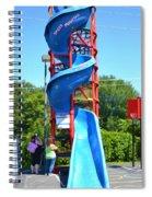 Spider Mountain Spiral Notebook