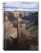 Spider Rock, Canyon De Chelly Spiral Notebook
