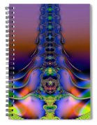 Spine Spiral Notebook
