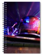 Spinner Spiral Notebook