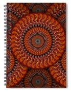 Spinning Guitars 2 Spiral Notebook