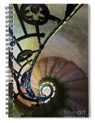 Spinning Stairway Spiral Notebook