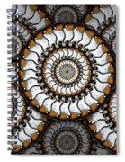 Spinning Guitars 4 Spiral Notebook