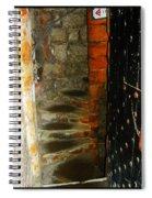 Spiral Abstract Spiral Notebook