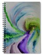 Spiral Dance Spiral Notebook