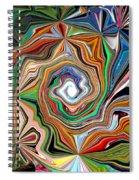 Spiral Splendor Spiral Notebook