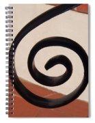 Spiral Stair Railing Spiral Notebook