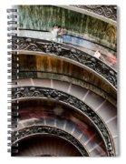 Spiral Staircase No4 Spiral Notebook