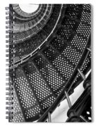 Spiral Steps Spiral Notebook