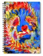 Spirit Beast Spiral Notebook