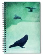 Spirit Bird Spiral Notebook