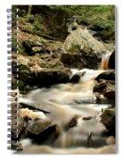 Spirit Falls - 1 Spiral Notebook
