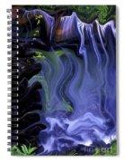 Spirit Falls Spiral Notebook