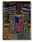 Spirit Of Los Angeles Spiral Notebook