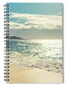 Spirit Of Maui Spiral Notebook